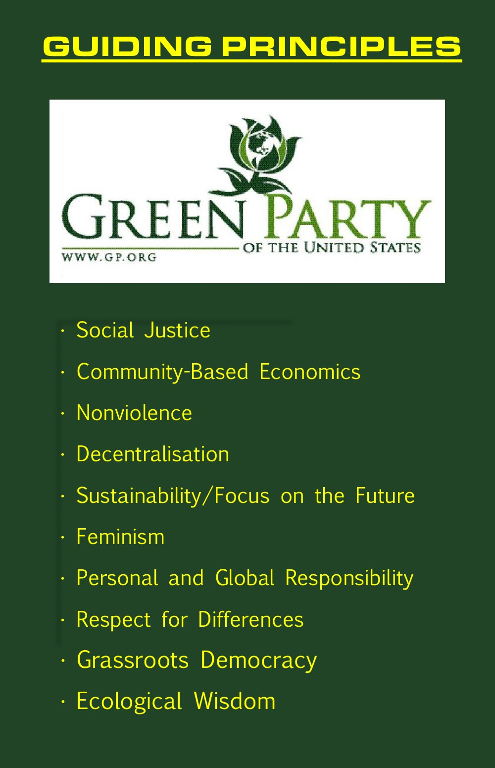 00 Green Party USA. 17.10.12