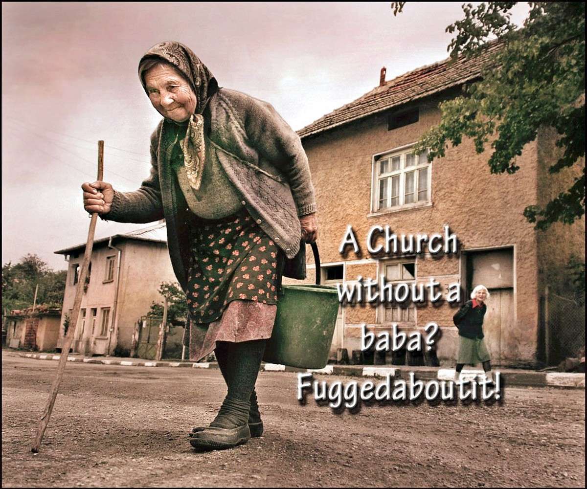 00 Old woman with a bucket. babas abd chuches. 02.10.12