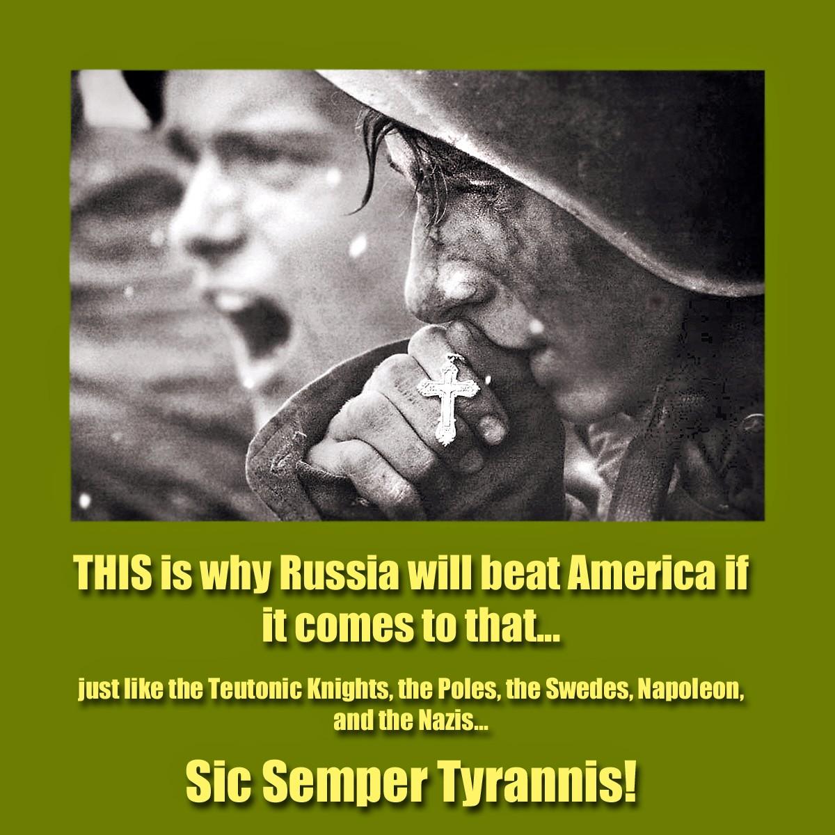 00 Russia WILL Beat America. 06.10.12