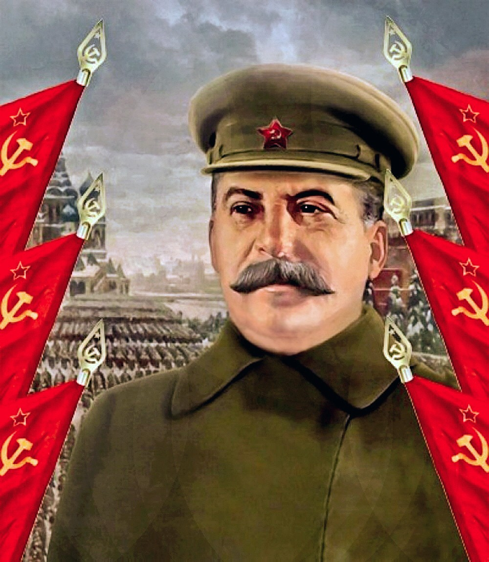 stalins russia Joseph stalin, leader of the ussr, wanted to establish a personal dictatorship under his name in order to create a 'totalitarian' state specifically because of this.