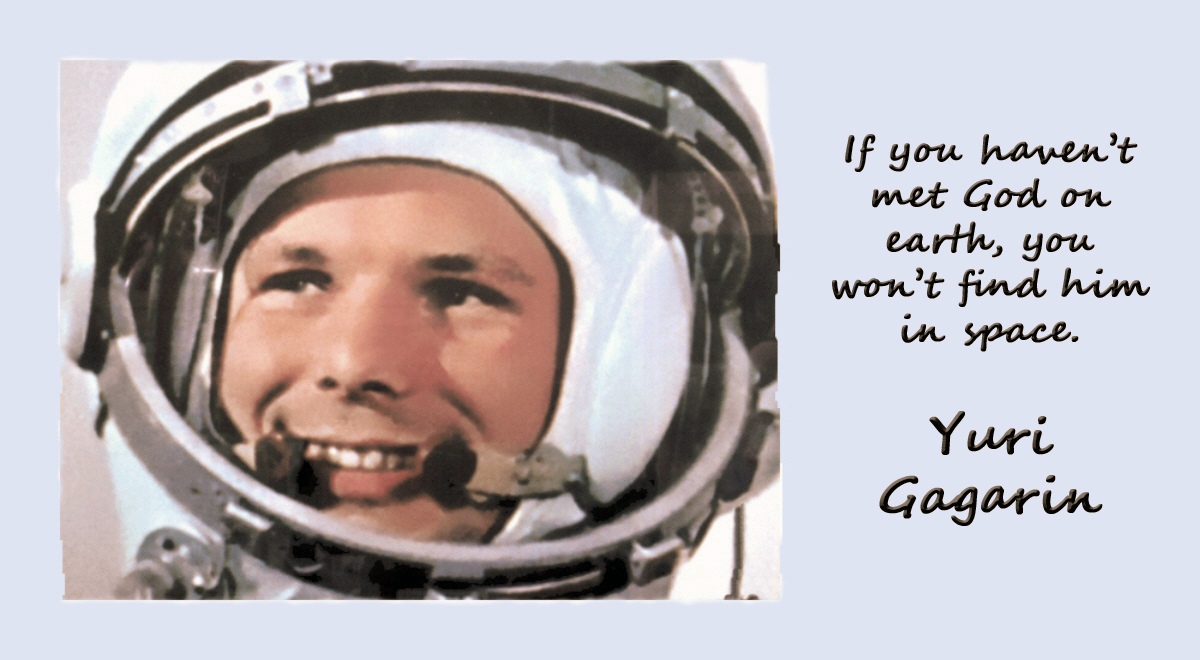 yuri gagarin quotes -#main
