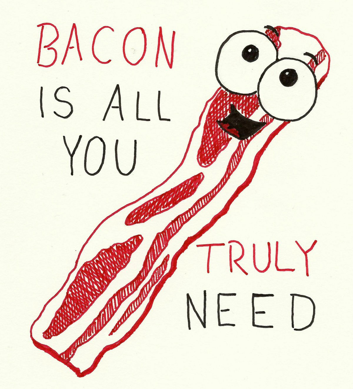 00 Bacon is all that You Truly Need. 29.11.12