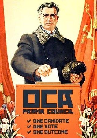 00 Monomakhos poster. Parma Sobor. OCA. 13.11.12
