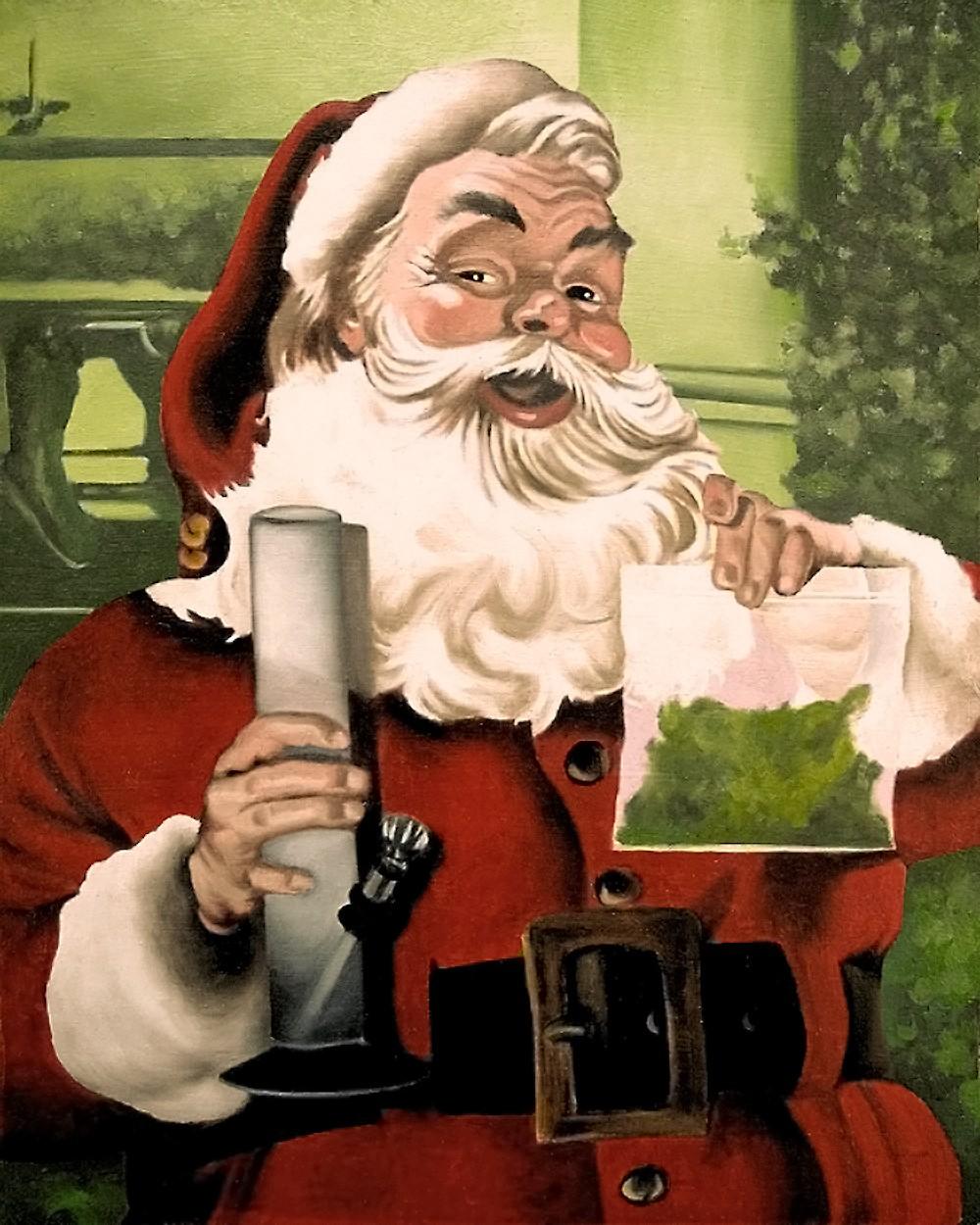 00 Stoned Santa. 13.12.12