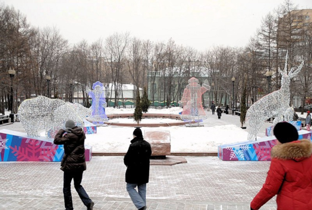 00c Moscow New Year 2013. 31.12.12