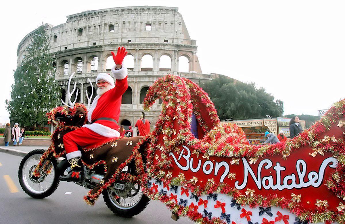 00g christmas. Babbo Natale. Italy. santa claus. 25.12.12