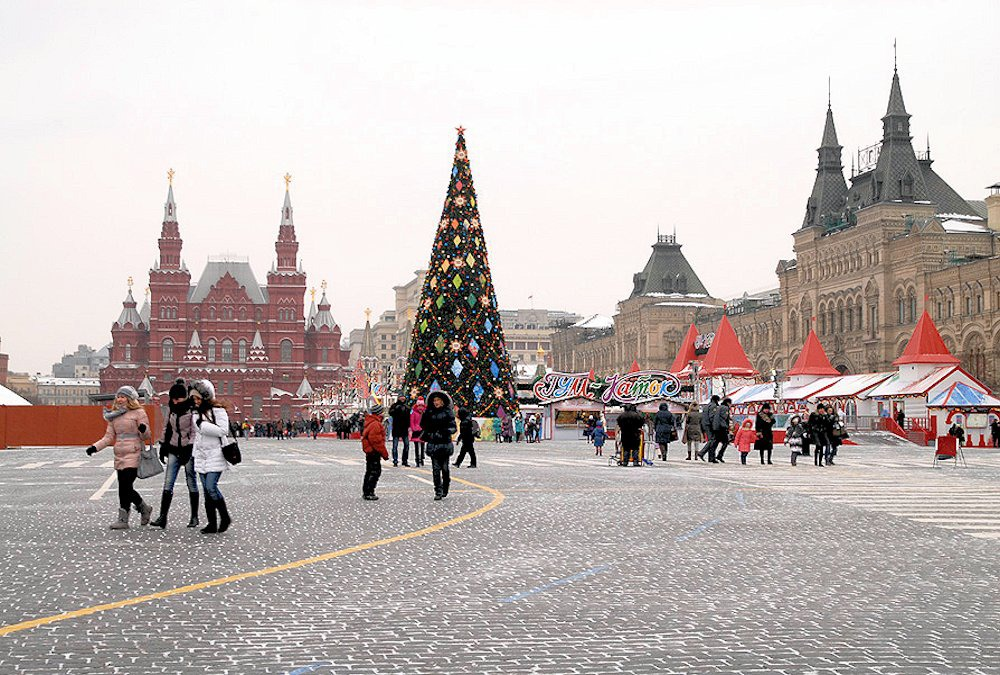 00h Moscow New Year 2013. 31.12.12