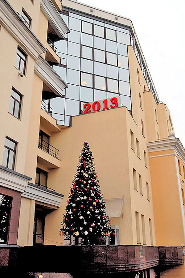 00j Moscow New Year 2013. 31.12.12