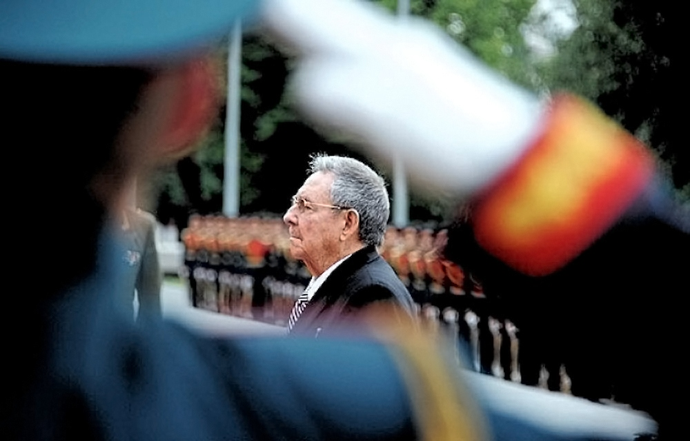 00 Raul Castro. Moscow. Tomb Of The Unknown Soldier. 11.07