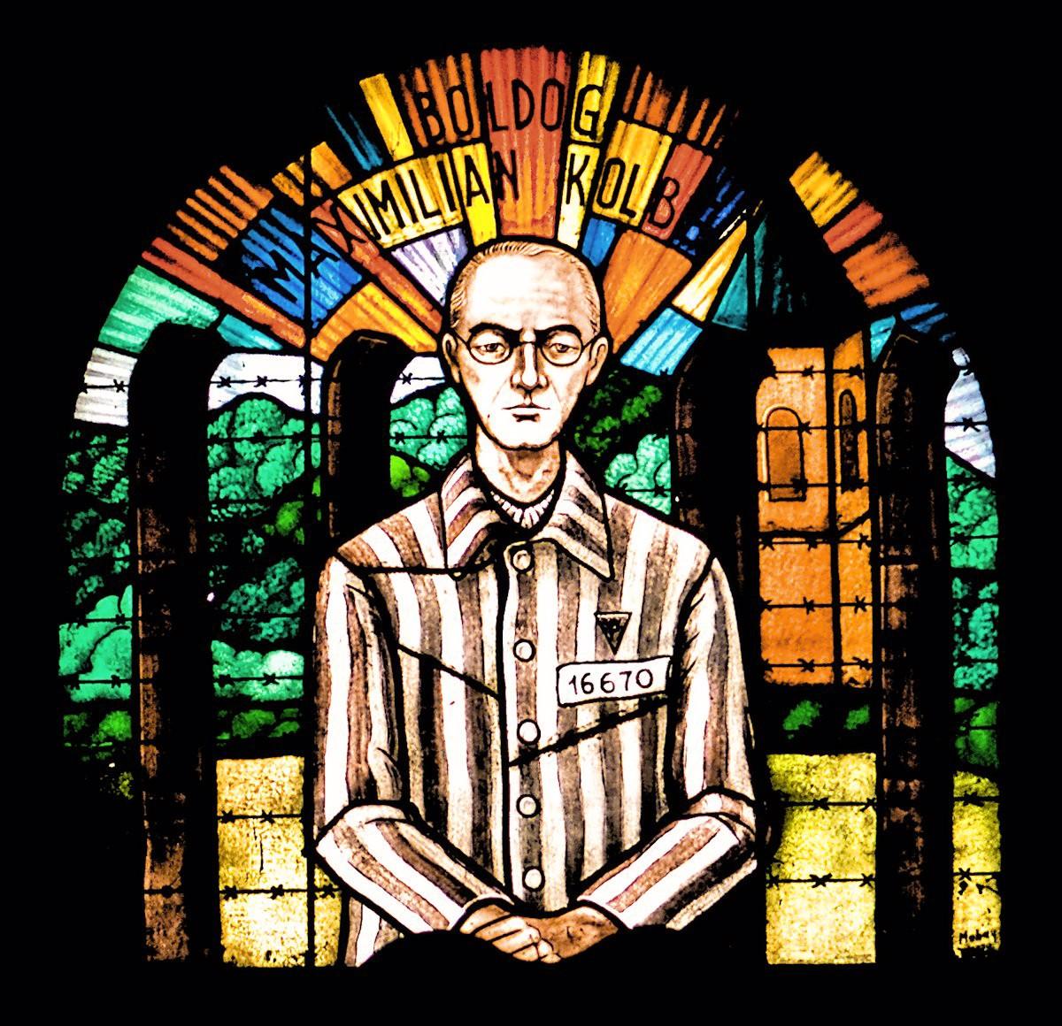 00 St Maximilian Maria Kolbe. Hungary. Auschwitz. 27.01.13