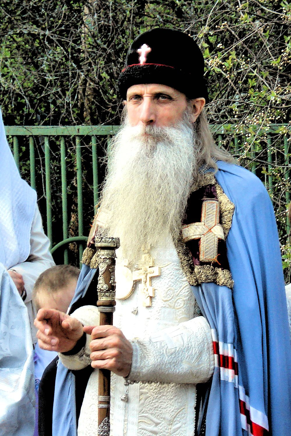 00 Metropolitan Kornely Titov. RPSTs. Old Ritualist. Russia. 25.02.13
