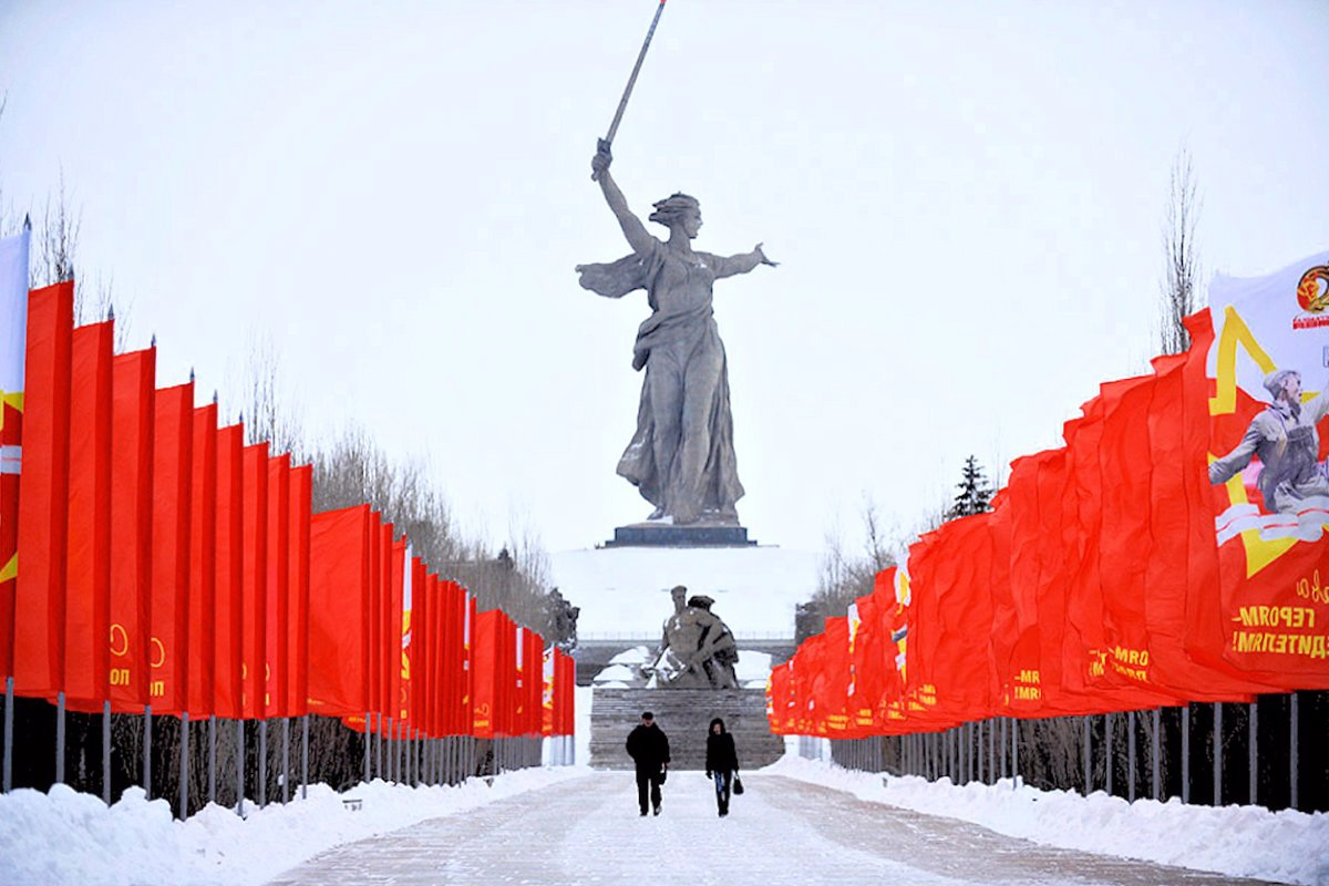 00aa Stalingrad Anniversary. 2013. 03.02.13