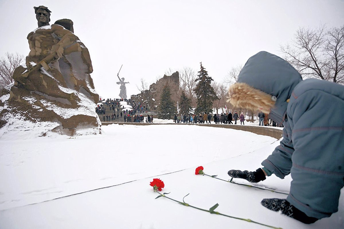 00h Stalingrad Anniversary. 2013. 03.02.13