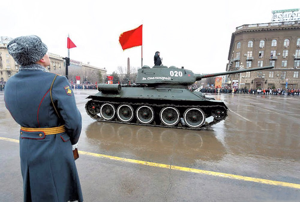 00j Stalingrad Anniversary. 2013. 03.02.13