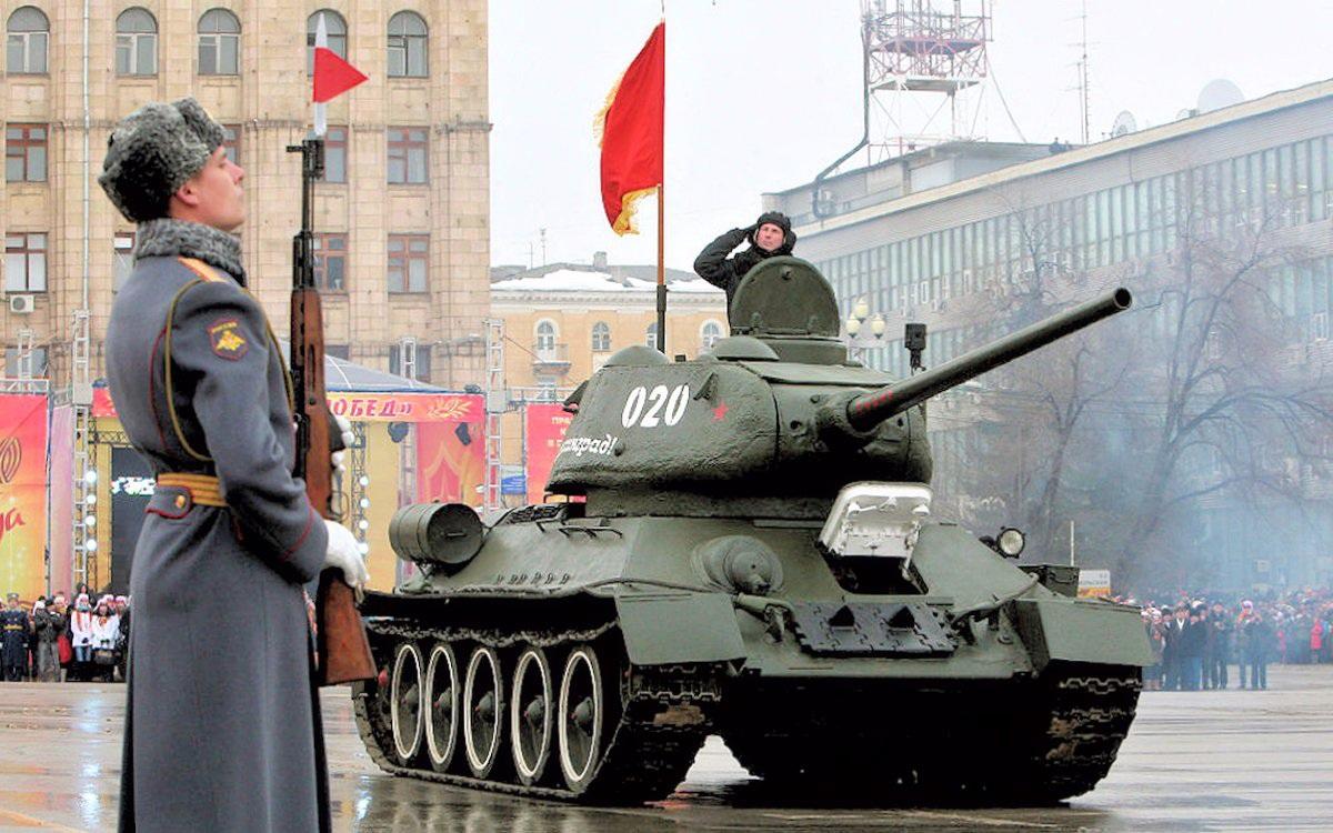 00k Stalingrad Anniversary. 2013. 03.02.13