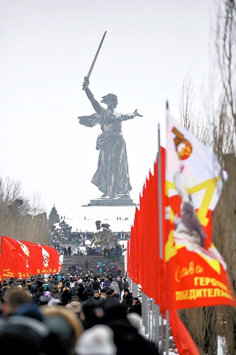 00ka Stalingrad Anniversary. 2013. 03.02.13