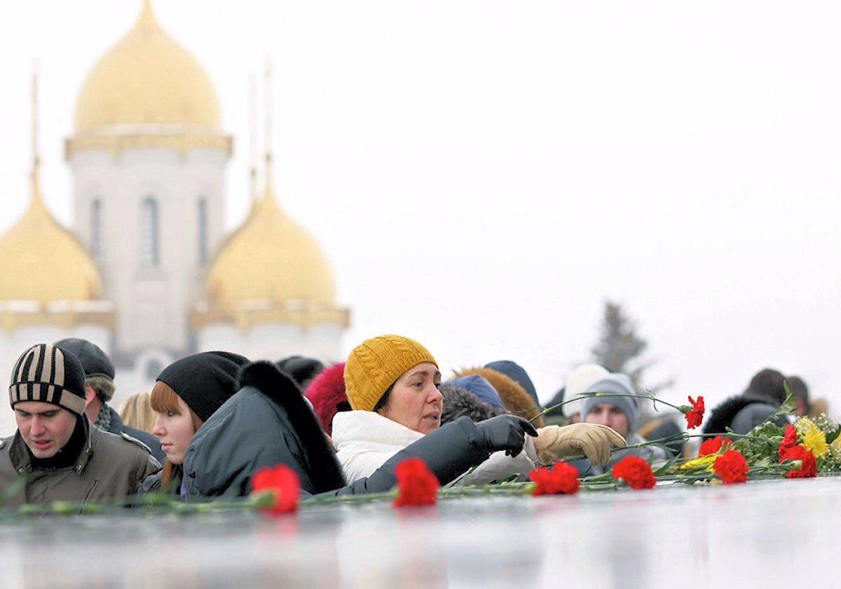 00l Stalingrad Anniversary. 2013. 03.02.13