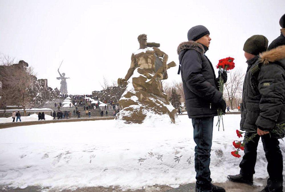 00m Stalingrad Anniversary. 2013. 03.02.13