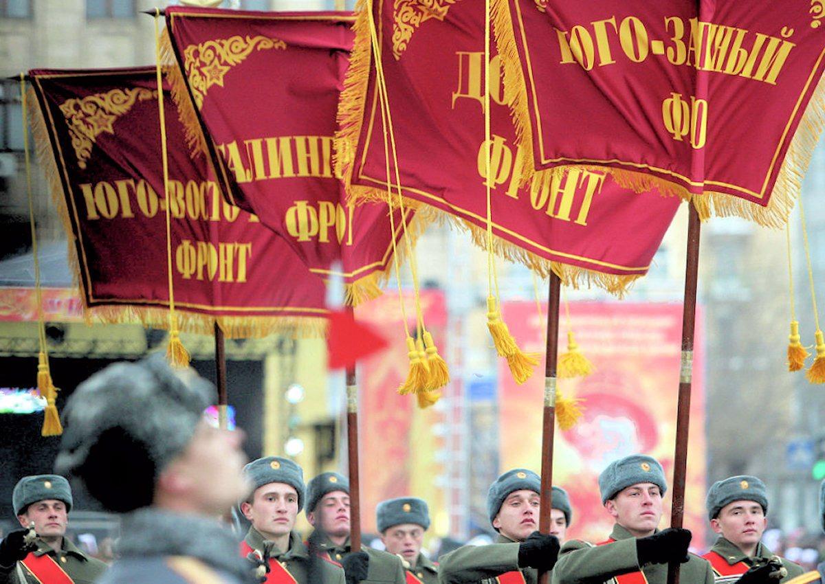 00o Stalingrad Anniversary. 2013. 03.02.13