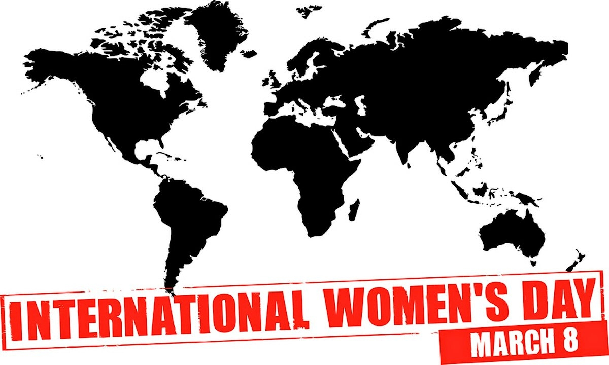 00 8 March International Women's Day