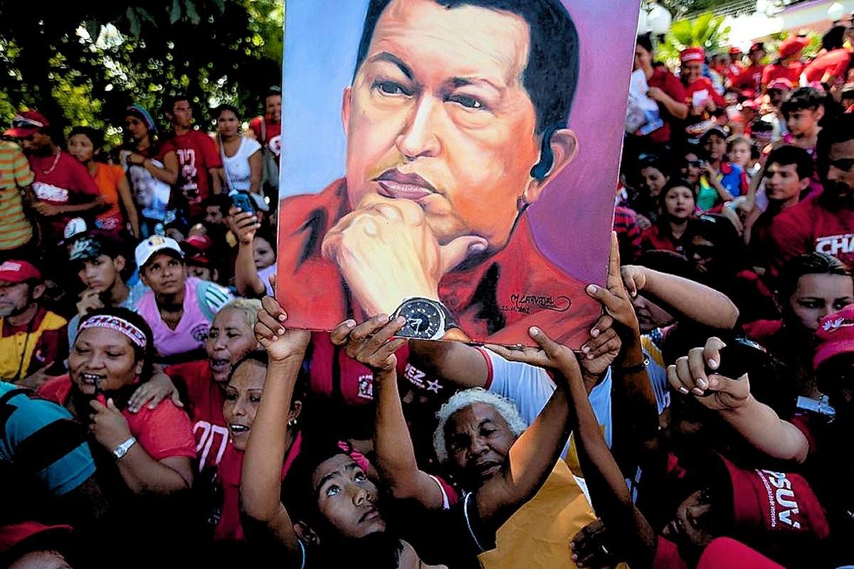 00 Hugo Chavez. Venezuela. 08.03.13