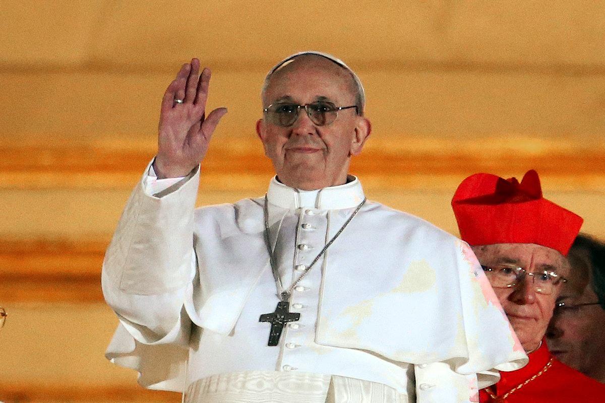 00 Pope Francisco Bergoglio. 13.03.13