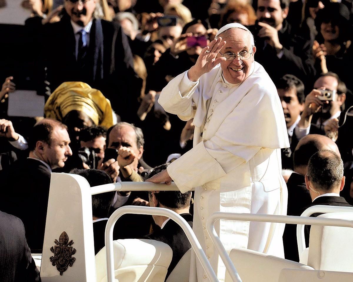 00 Pope Francisco Bergoglio. 19.03.13