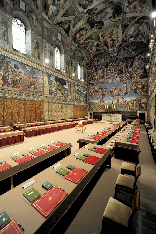 00 Sistine Chapel Rome. 13.03.13