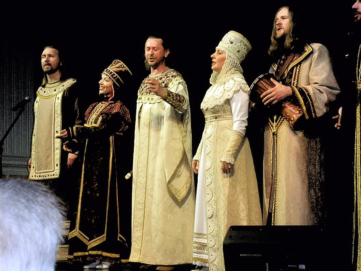 In russian music under soviet