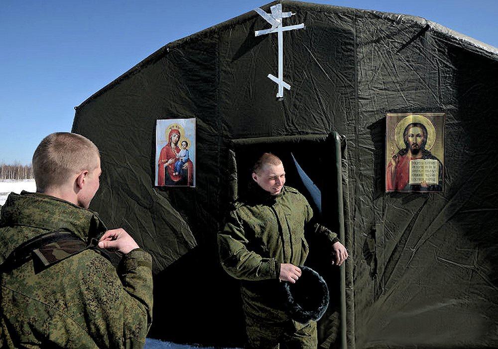 00a VDV Chaplains. 29.03.13