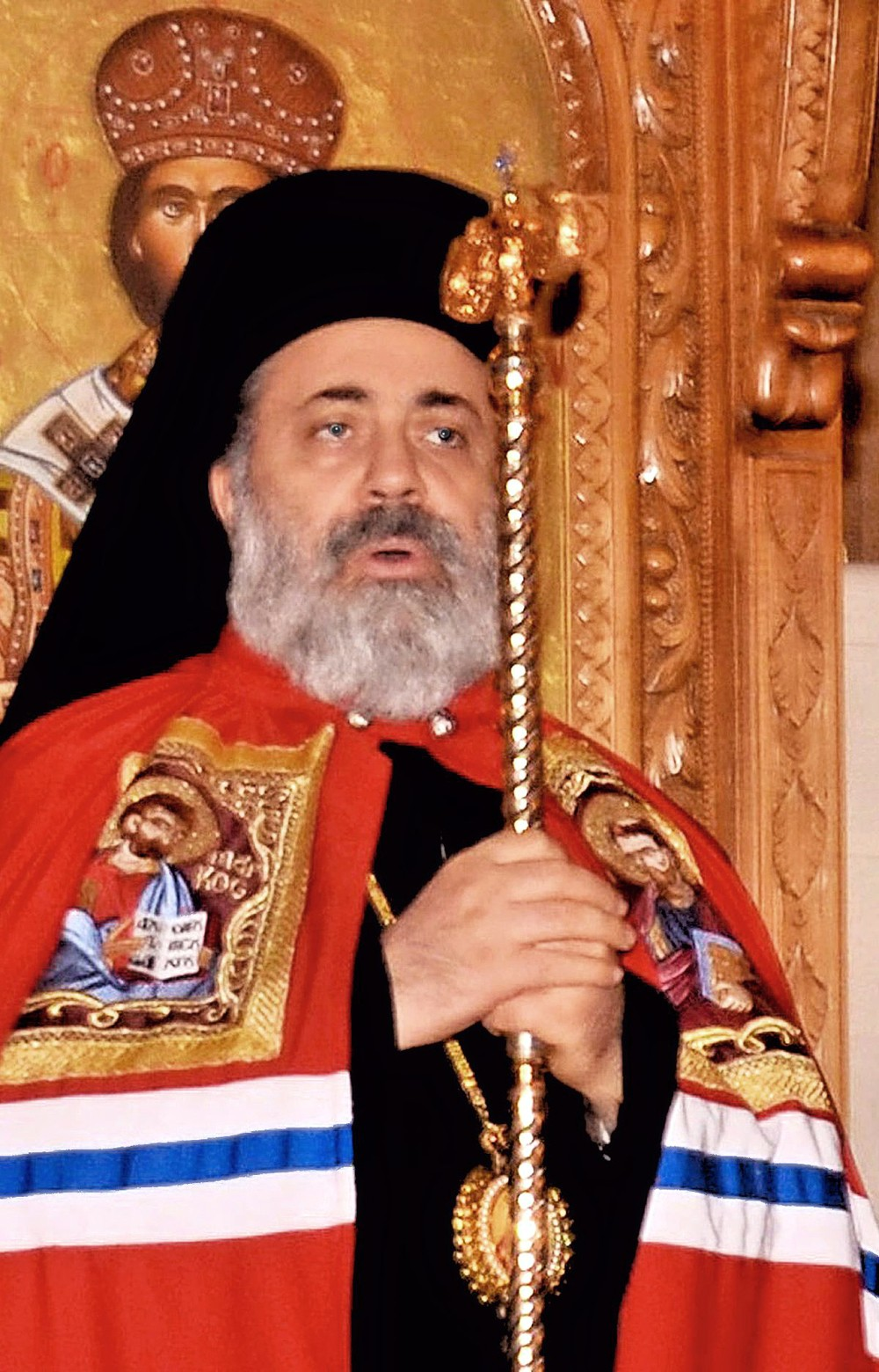 00 Boulos Yazigi. Syria. Bishop. 30.04.13