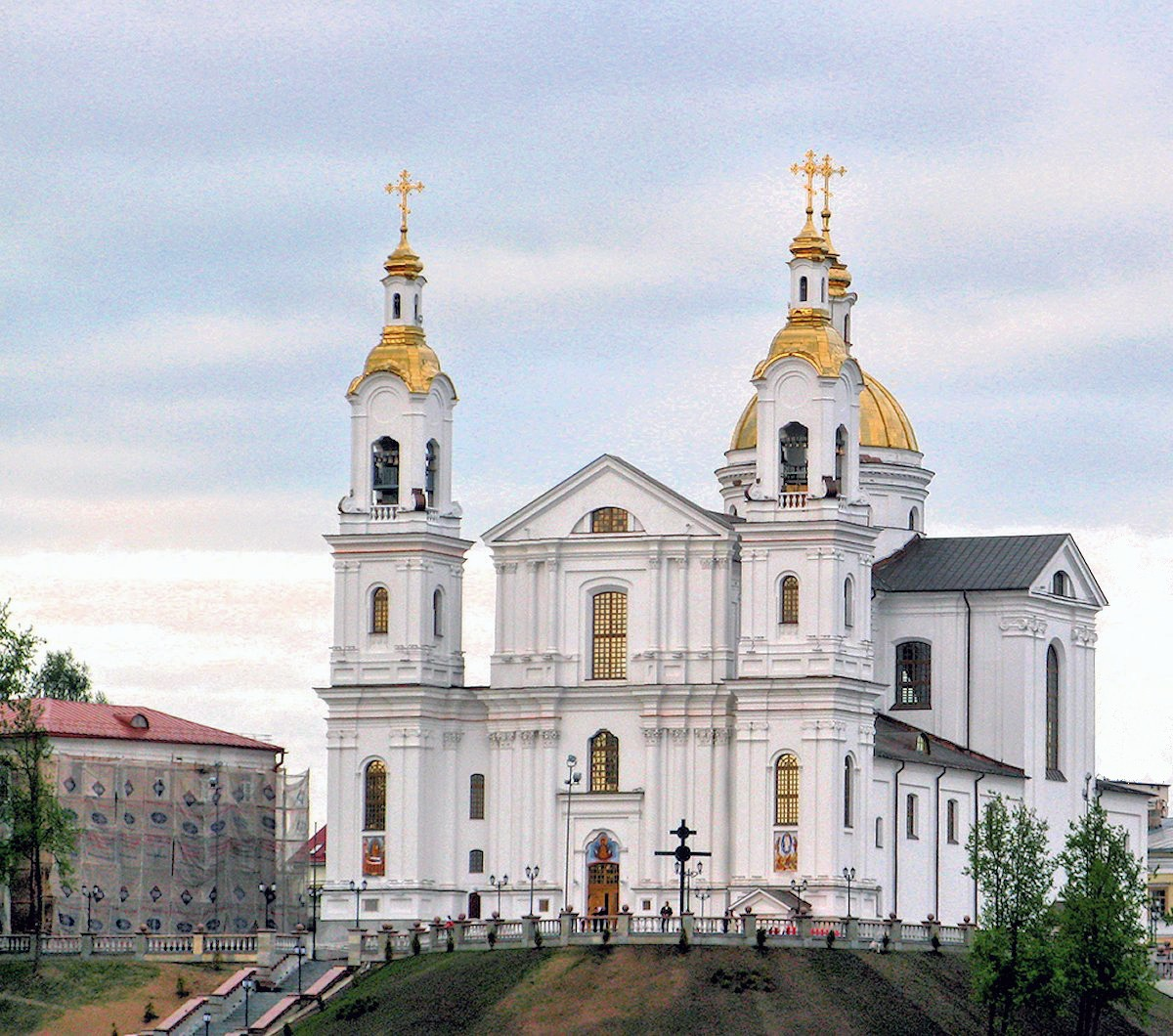 00 Cathedral of the Assumption. Vitebsk. 2011. 09.04.13