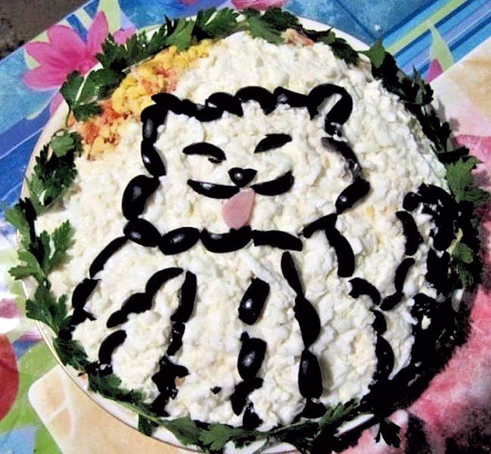 00 Kitty Salad. Makfa Pasta. 09.03.13