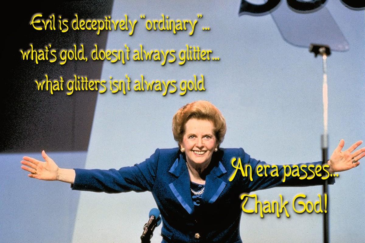 00 Margaret Thatcher. 09.04.13