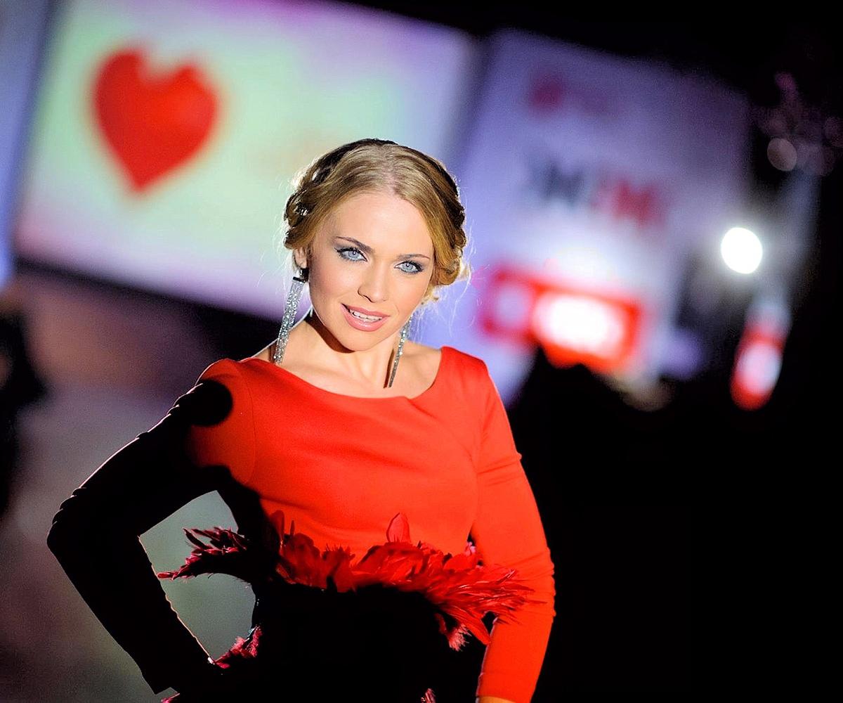 00 Alyona Lanskaya. Eurovision 2013. 19.05.13