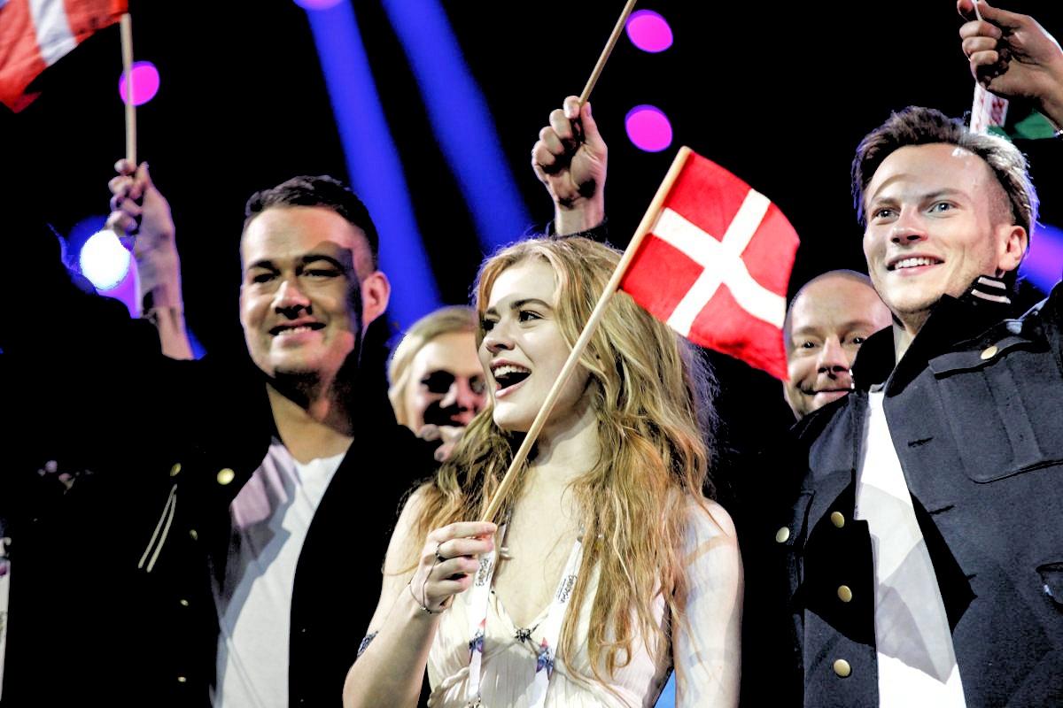 00 Emelie de Forest. Eurovision 2013. 19.05.13