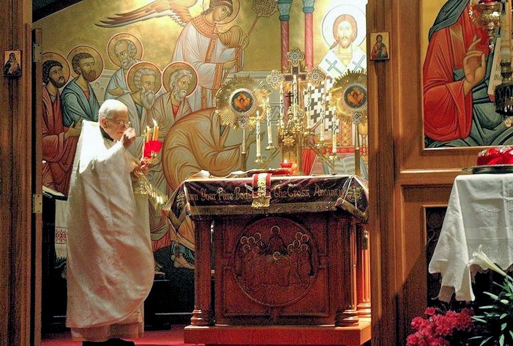 00 Fr Michael Kovach. 13.06.13