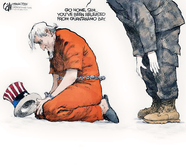 00 Guantanamo Bay Cartoon