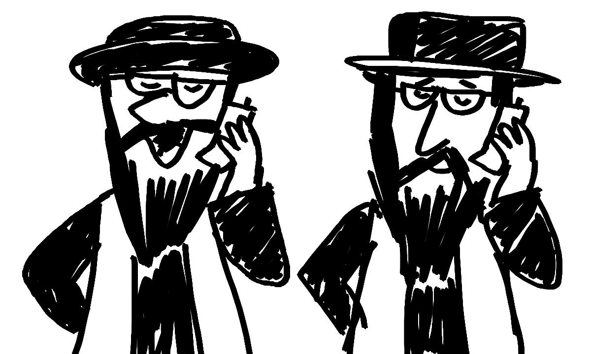 00 two rabbis cartoon. 21.06.13