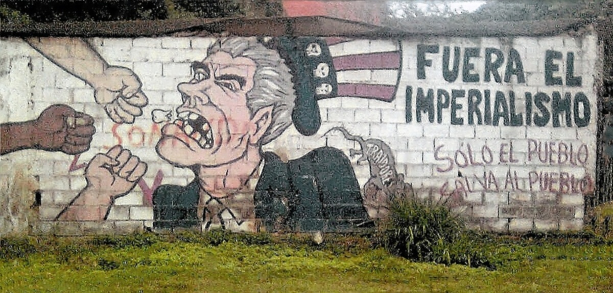 00 Anti-American Grafitti. Venezuela. 09.07.13