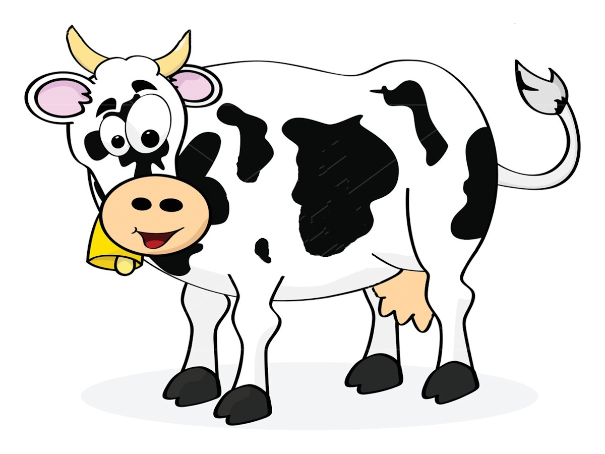 00 cartoon happy cow. 14.07.13 | Voices from Russia