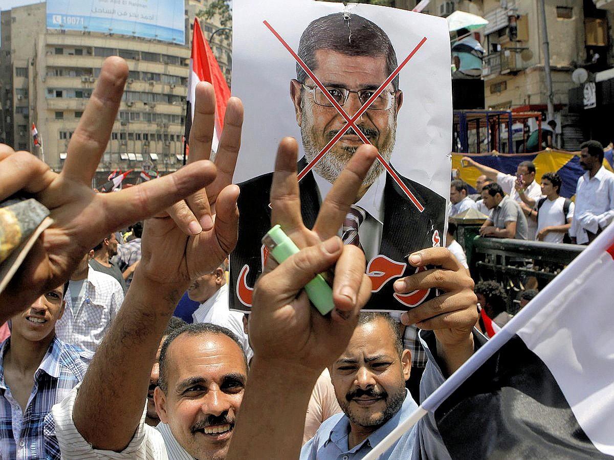 00 Egypt. Coup 2013. Anti-Morsi. 07.07.13