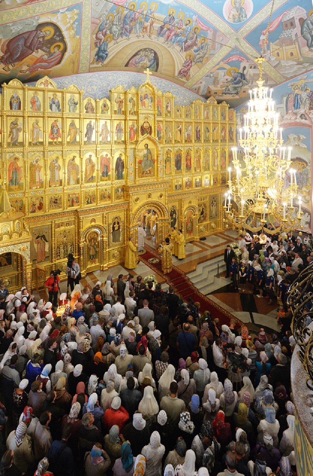 00 Novokuznetsk. Russia. Patr Kirill. 29.08.13a