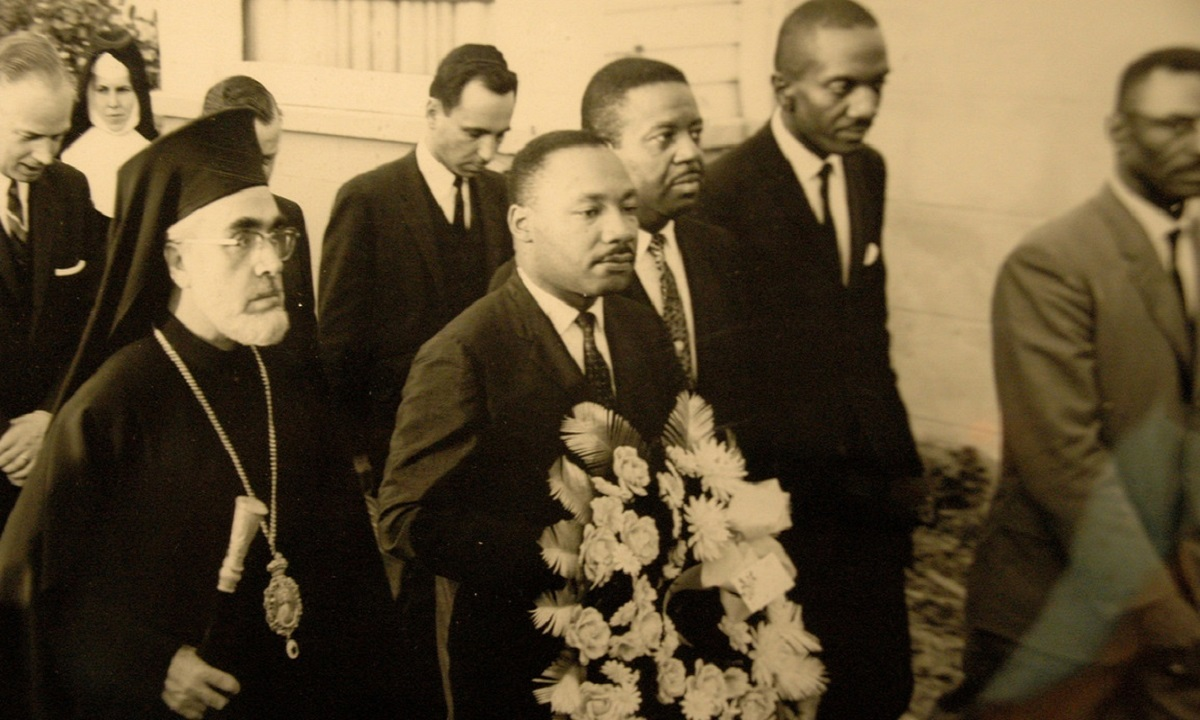 00c Iakovos with Martin Luther King. 28.08.13