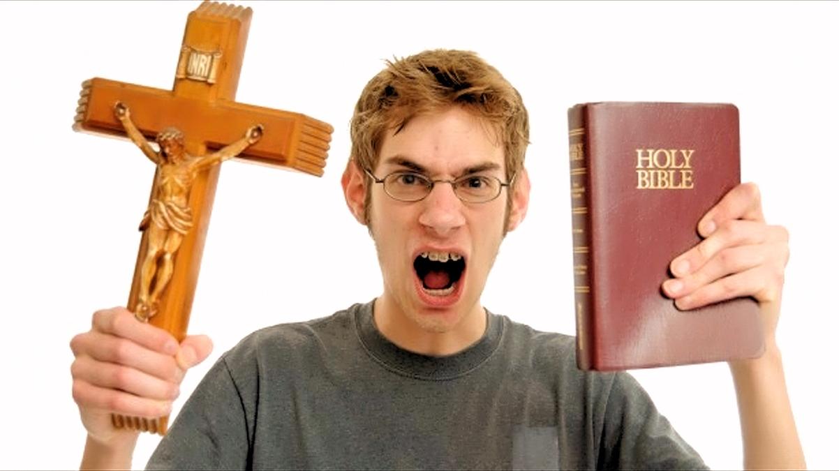 00 Angry Born Again Christian. 28.09.13