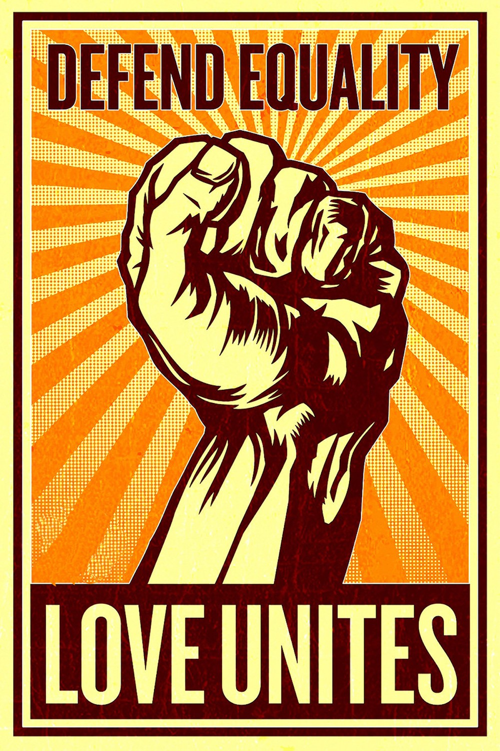 00 Defend Equality Love Unites. 18.09.13