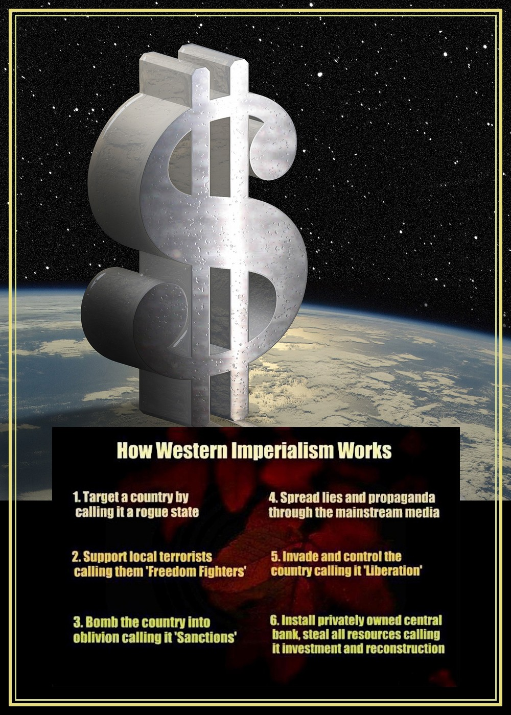 00 How Western Imperialism Works. 14.09.13