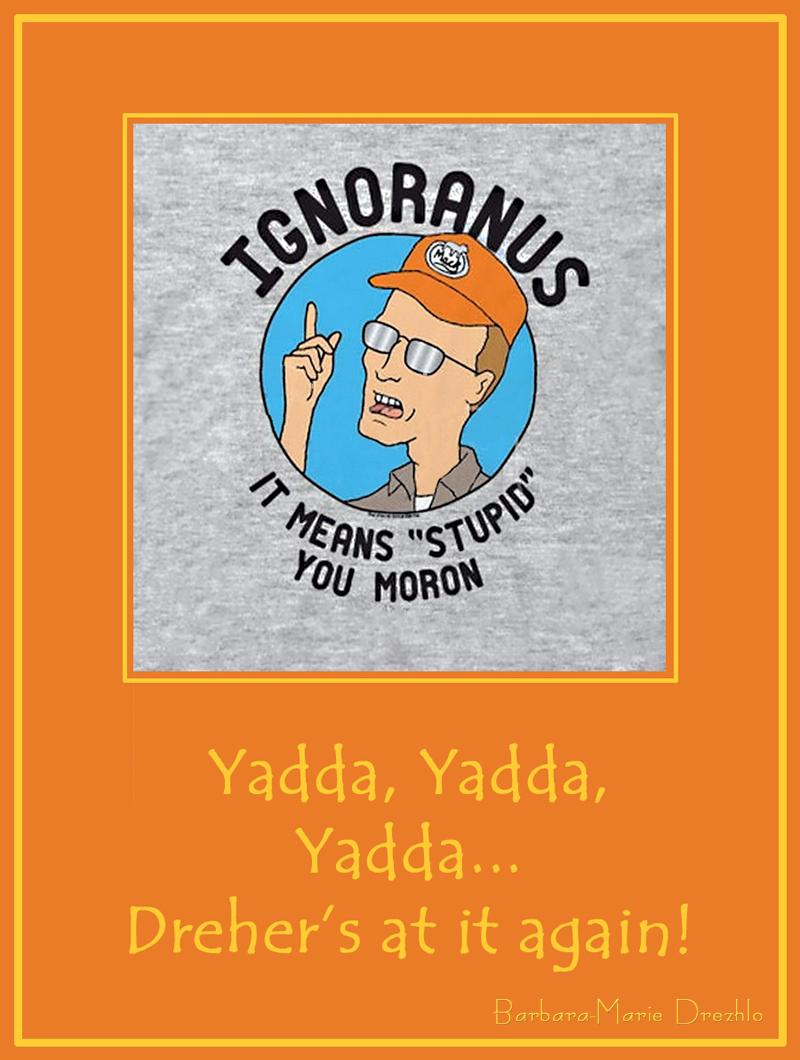 00 Ignoranus. It means stupid. 29.09.13