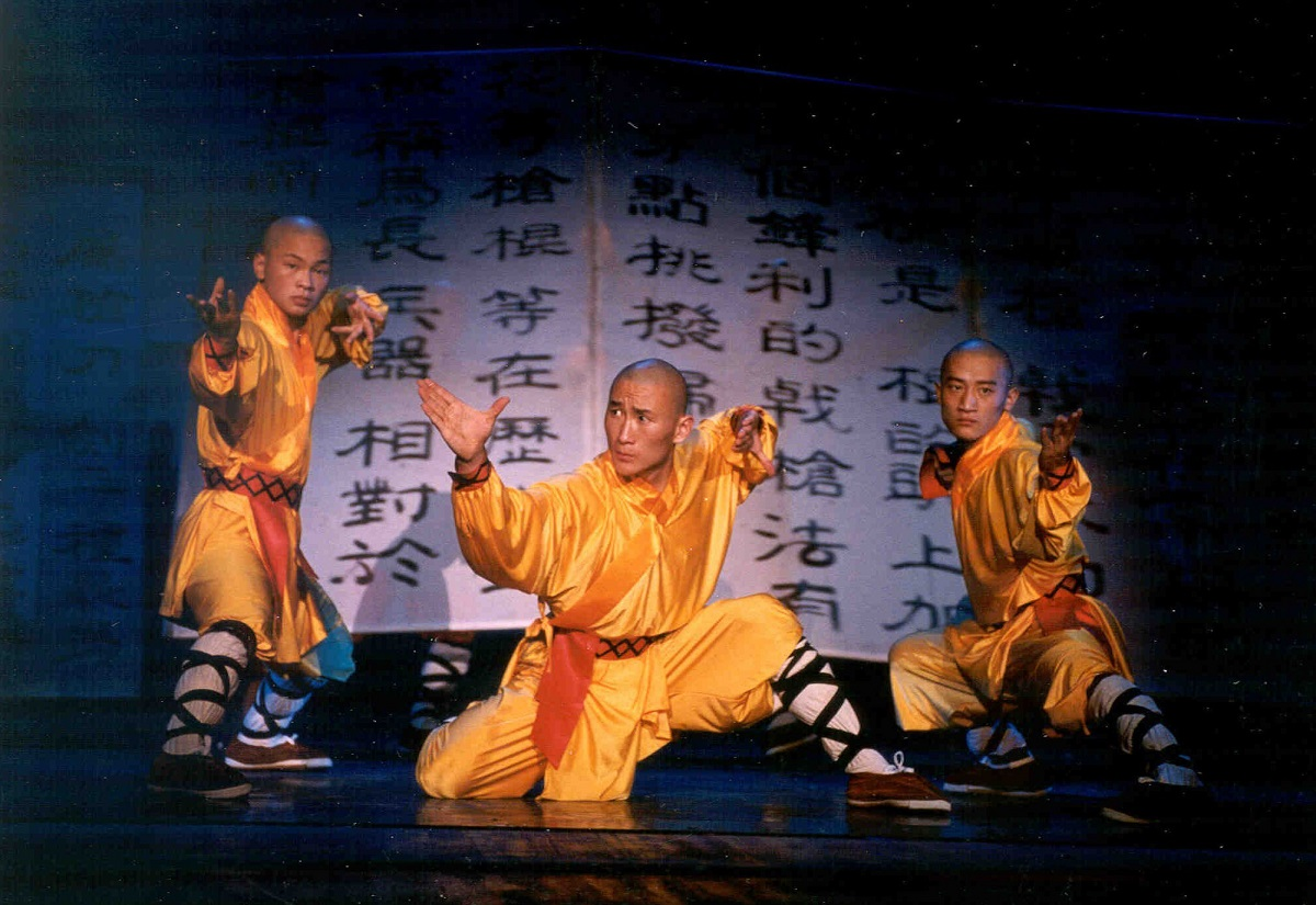 00 Shaolin Temple. Martial arts. 05.09.13