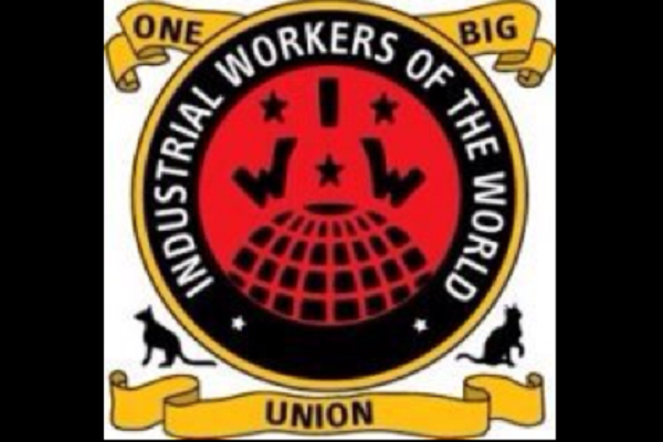 00a2 IWW logo. 02.09.13